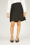 Senior Stitch Down Pleat Skirt
